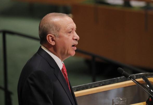 Эрдоган предложил расформировать Совбез ООН