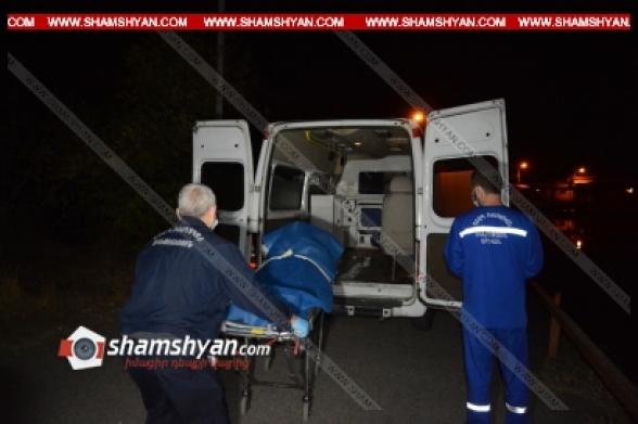 Հրազդան քաղաքի «Մամաներ» կոչվող տարածքում հայտնաբերվել է 52-ամյա տղամարդու դի․ վերջինս մահացել է, երբ նշված վայրում գտնվող խաչքարն ընկել է իր վրա