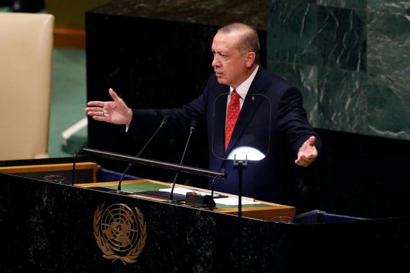 Эрдоган разозлил Индию