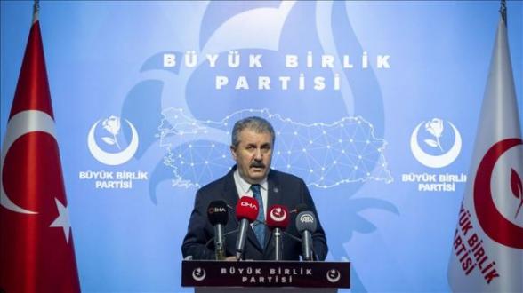 Թուրք կուսակցապետը Հայաստանը «սպառնալիք» է որակել