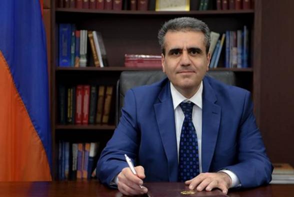 Единственным кандидатом на пост председателя Конституционного суда является Ерванд Хундкарян
