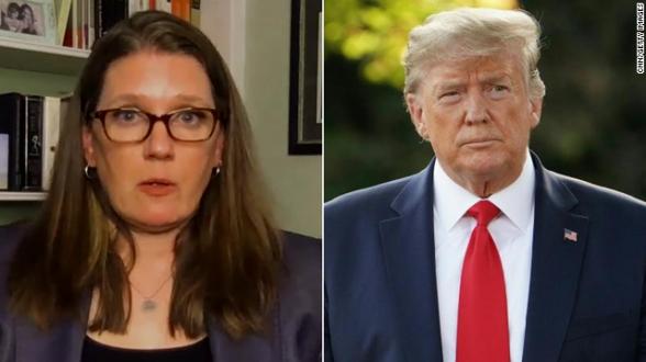Племянница Трампа обвинила его в мошенничестве с наследством