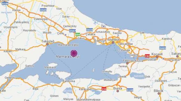 Երկրաշարժ Ստամբուլում