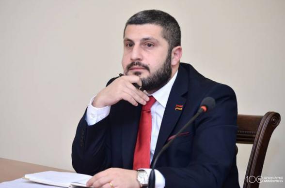 Արմեն Փամբուխչյանը նշանակվել է ԱԻ նախարարի տեղակալ