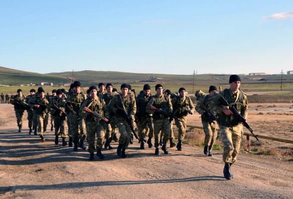 Ադրբեջանում պահեստազորի հավաքները երկարաձգվում են