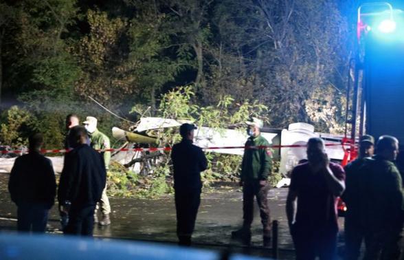 Число погибших при крушении Ан-26 под Чугуевом возросло до 25 человек