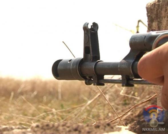 За неделю Азербайджан нарушил режим прекращения огня около 330 раз