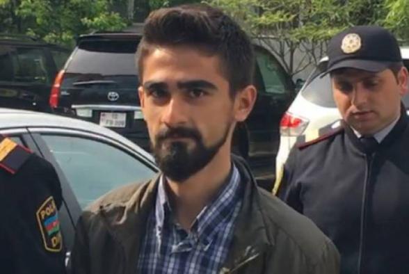 Ադրբեջանի հատուկ ծառայությունները ձերբակալել են պատերազմին դեմ արտահայտված ակտիվիստին