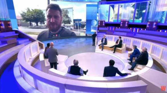Ռուսական «Առաջին ալիքի» «Время Покажет» հաղորդաշարն անդրադարձել է շփման գծում իրավիճակին (տեսանյութ)