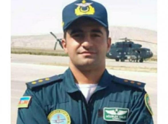 Եվս մեկ սպանված օդաչու Ադրբեջանի ՊՍԾ-ից