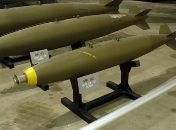 Անկարայից Բաքու թռչող ինքնաթիռը Mk 82 ռումբեր է տեղափոխում. WarGonzo