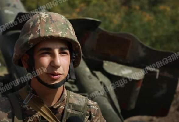 Հաղթելու ենք․ զինվորների ուղերձն առաջնագծից