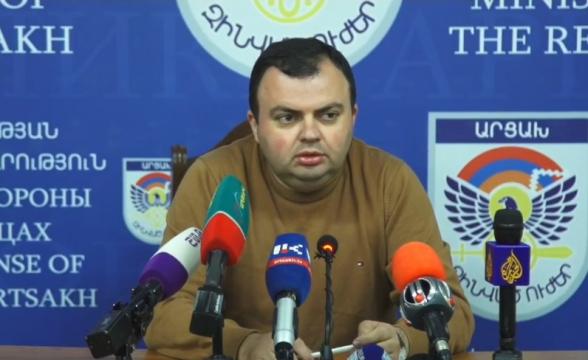 Եթե Ադրբեջանը շարունակի իր այս ագրեսիան, ՊԲ-ն չի սահմանափակվի իր բնագծերը վերականգնելով․ ԱՀ նախագահի խոսնակ (տեսանյութ)