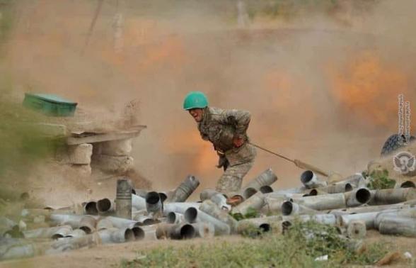 Азербайджанская сторона потеряла РСЗО «Смерч» и «Ураган», 11 танков и другую технику