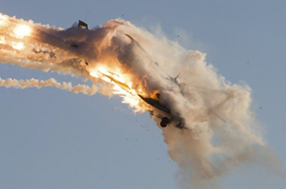 Примечательная особенность: пилоты подбитых азербайджанских самолетов не катапультируются