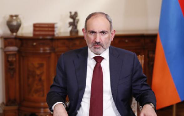 Թուրքիայի գործողությունները միտված են Օսմանյան կայսրության վերականգնմանը. վարչապետը՝ TIME հանդեսին