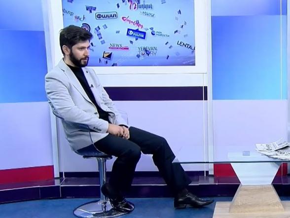 Ռազմական տեսանկյունից միակ պետությունը, որ կարող է զսպել Թուրքիային Ռուսաստանն է. Բենիամին Մաթևոսյան (տեսանյութ)