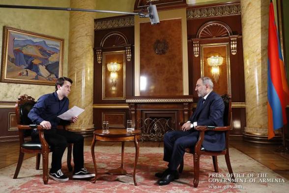 ԼՂ-ն երբեք չի լինի Ադրբեջանի կազմում, և դա ապացուցվում է Ադրբեջանի գործողություններով. Փաշինյան