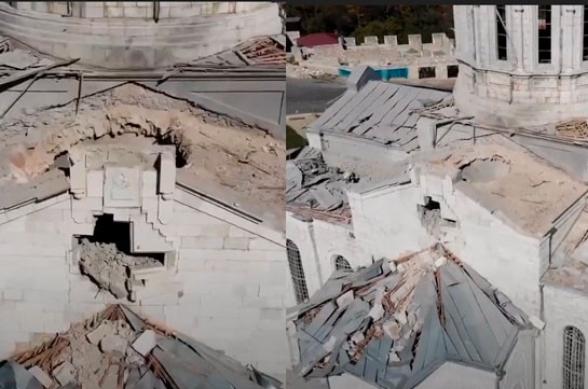 Սուրբ Ղազանչեցոց եկեղեցին. առանց մեկնաբանության