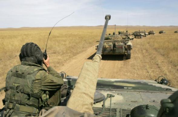 ՌԴ-ն մարտական կրակի կիրառմամբ զորավարժություններ է անցկացրել Անդրբայկալում