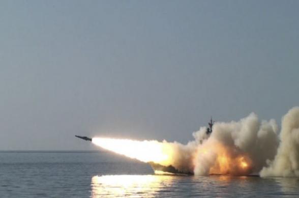 ՌԴ-ն Ճապոնական ծովում զորավարժությունների ժամանակ թևավոր հրթիռներ է արձակել