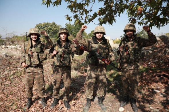 «Проникли на позиции противника и ликвидировали их»: герои наших дней