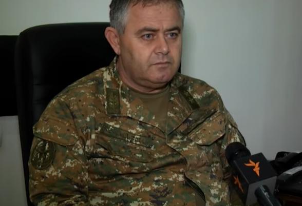 Նախօրեին ադրբեջանական ԱԹՍ է փորձել մտնել Սյունիքի տարածք, սակայն ոչնչացվել է. Արտակ Դավթյան (տեսանյութ)