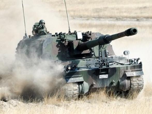 ВС Турции начали в районе Анкары широкомасштабные учения с боевыми стрельбами