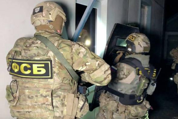ФСБ РФ предотвратила теракт в Московском регионе