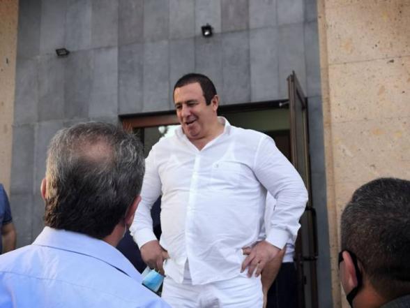 Гагик Царукян будет освобожден под залог