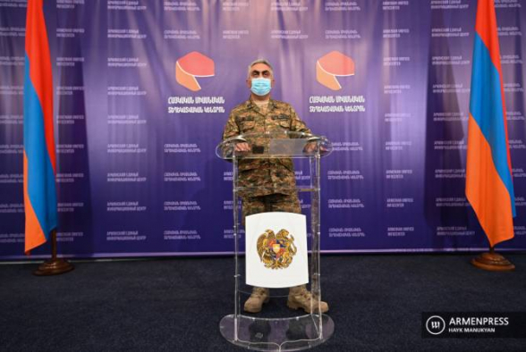 Արծրուն Հովհաննիսյանի և Լուսինե Պարոնյանի ճեպազրույցը (տեսանյութ)