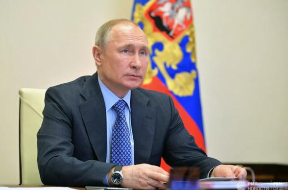 У армянской и азербайджанской сторон более 2000 погибших – Путин (видео)
