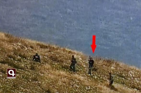 Новые видеокадры, подтверждающие присутствие наемных террористов в зоне конфликта