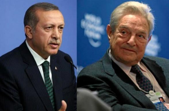 Эрдоган и соросо-турецкая 5-ая колонна против Армении и Арцаха