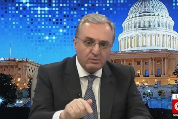 Մնացականյանը CNN-ի եթերում հայտնել է Ադրբեջանի կողմից Արցախի բնակավայրերի թիրախավորման մասին (տեսանյութ)