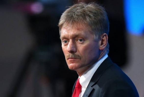 Урегулирование карабахского конфликта не должно стать ареной конкуренции между РФ и США – Песков