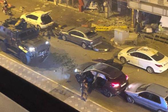 Թուրքիայի Իսկենդերուն քաղաքում պայթյուն է որոտացել. հետապնդվող ահաբեկիչներից մեկը սպանվել է