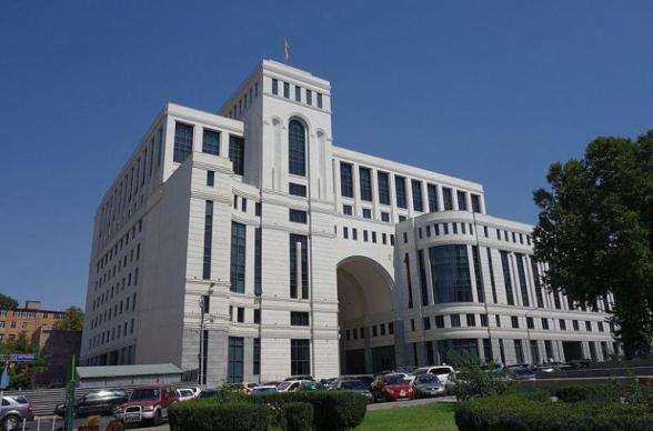 Внедрение международных верификационных механизмов в Карабахе безальтернативно – МИД Армении