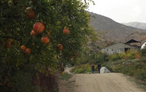 Նռնաձոր. պատերազմի թիկունքում գտնվող գյուղը
