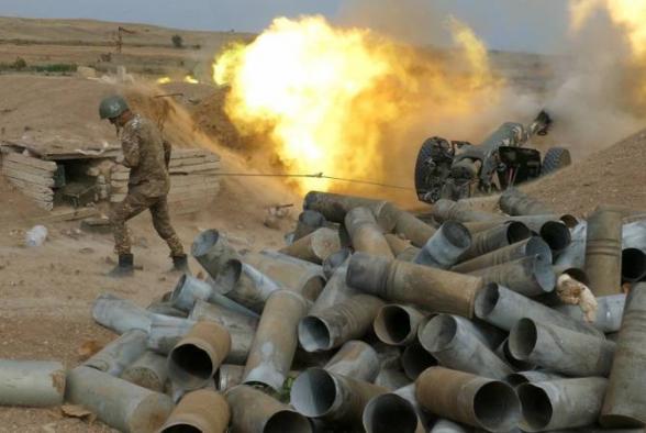 Армия обороны Арцаха ведет ожесточенные бои в районе сел Аветараноц, Сгнах и Акнахбюр