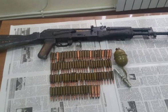 Իրավապահները հայտնաբերել են Արցախից Հայաստան ապօրինի զենք-զինամթերք տեղափոխելու 14  դեպք