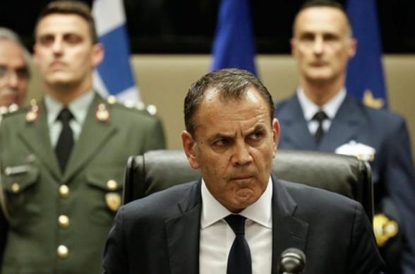 Եվրոպան պետք է վերադառնա իրականությանը, պետք է որոշակի գործողություններ ձեռնարկվեն Թուրքիայի դեմ. Հունաստանի պաշտպանության նախարար