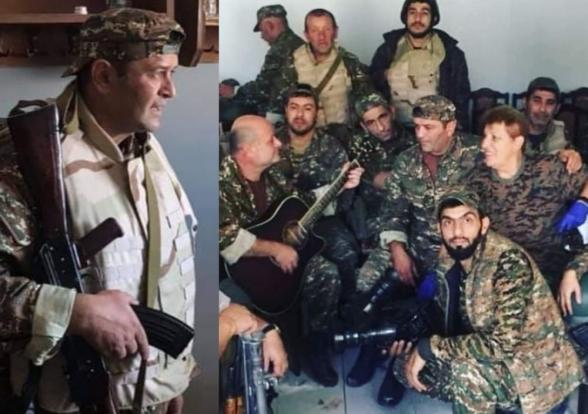 «Պարոնայք սպաներ»․ երբ Արսեն Սաֆարյանը մի քանի ժամով զենքը փոխարինում է կիթառով