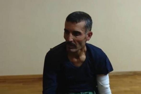Опубликовано видео допроса плененного террориста-наемника, принимавшего участие в боях в Карабахе