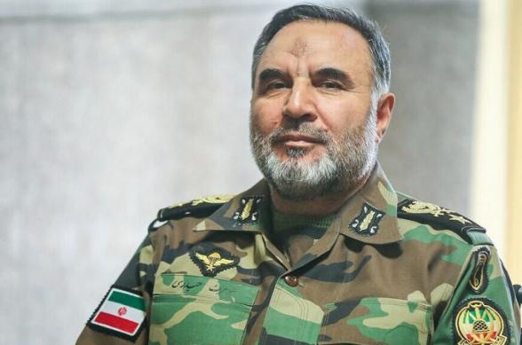 Իրանցի բարձրաստիճան գեներալը հայտարարել է, որ ԼՂ հակամարտող կողմերին թույլ չեն տա հատել Թեհրանի սահմանած «կարմիր գիծը»
