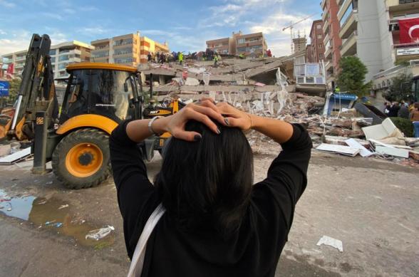 Թուրքիայում երկրաշարժի զոհերի թիվը հասել է 24-ի