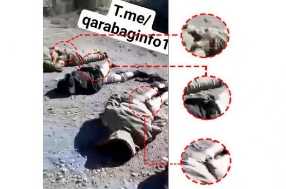 Как минимум 4 армянских военнослужащих были пленными до того, как их убили – омбудсмен