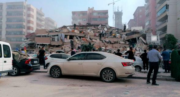 Թուրքիայի երկրաշարժից հետո ավելի քան 400 հետցնցում է եղել