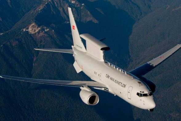Թուրքիան հայտարարում է ռադիոլոկացիոն գերժամանակակից համակարգերով ինքնաթիռների ձեռքբերման մասին (տեսանյութ)