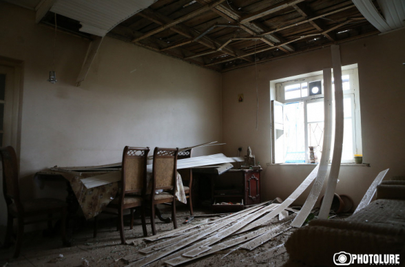 Ադրբեջանը շարունակում է թիրախավորել Արցախի քաղաքացիական բնակավայրերը․ Հերհեր գյուղում 59-ամյա քաղաքացի է զոհվել․ Արցախի ՄԻՊ